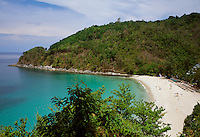 Thailand, Phuket, Relax Bay - bay and beach of Le Meridien Phuket Beach Resort, south of Patong Beach