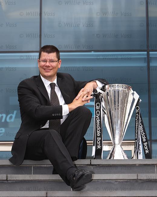 Neil Doncaster, new SPL Chief Executive