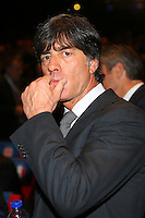Joachim Low <br /> Parigi 12-12-2015 Sorteggio fase finale Euro 2016 campionato Europeo di Calcio per Nazioni Francia 2016 <br /> Foto Gwendoline Le Goff Panoramic / Insidefoto