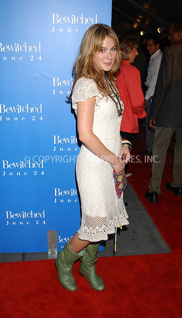 WWW.ACEPIXS.COM . . . . . ....NEW YORK, JUNE 13, 2005....Lynn Collins at the world premiere of the Columbia Pictures movie 'Bewitched' at the Zeigfeld Theatre.....Please byline: KRISTIN CALLAHAN - ACE PICTURES.. . . . . . ..Ace Pictures, Inc:  ..Craig Ashby (212) 243-8787..e-mail: picturedesk@acepixs.com..web: http://www.acepixs.com