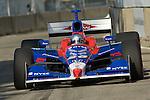 1 September 2007: Marco Andretti (USA) at the Detroit Belle Isle Grand Prix, Detroit, MI