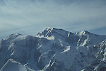 AK: Alaska Denali National Park, Fly In Aerials of Mt. McKinley .Photo Copyright: Lee Foster, lee@fostertravel.com, www.fostertravel.com, (510) 549-2202.Image: akdena203