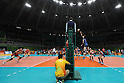 Saori Kimura (JPN), <br /> AUGUST 6, 2016 - Volleyball : <br /> Women's Preliminary Pool A<br /> between Japan 1-3 South Korea<br /> at Maracanazinho <br /> during the Rio 2016 Olympic Games in Rio de Janeiro, Brazil. <br /> (Photo by Koji Aoki/AFLO SPORT)