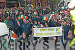 The St. Patricks Day Parade in Killarney on Saturday..