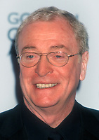 Michael Caine, 2002, Photo By Michael Ferguson/PHOTOlink