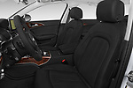 Front seat view of 2016 Audi A6  TDI quattro tiptronic Prestige  4 Door Sedan front seat car photos