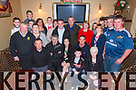 Pictured on Saturday night in Kate Pat's bar brosna was the 30th birthday celebrations of Nora O'Sullivan, pictured seated centre, Scartaglin.