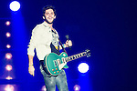 Thomas Rhett performs at Wright State Nutter Center in Dayton, Ohio