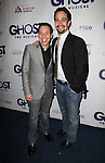 Robin De Jesus & Lin-Manuel Miranda.attending the Broadway Opening Night Performance of 'GHOST' a the Lunt-Fontanne Theater on 4/23/2012 in New York City. © Walter McBride/WM Photography .