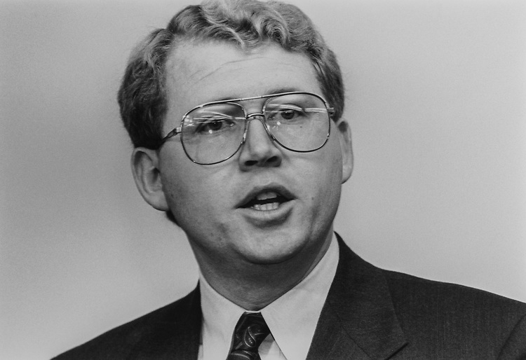 Rep. Frank Lucas, R-Okla., in July 1994. (Photo by Laura Patterson/CQ Roll Call via Getty Images)