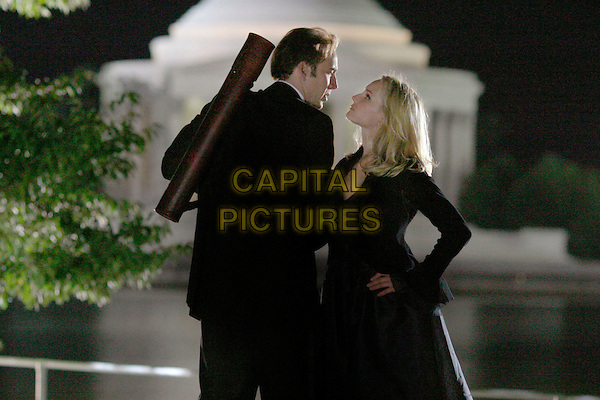 NICOLAS CAGE & DIANE KRUGER.in National Treasure.Filmstill - Editorial Use Only.CAP/AWFF.supplied by Capital Pictures.