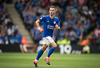 James Maddison of Leicester City during the Premier League match between Leicester City and Wolverhampton Wanderers at the King Power Stadium, Leicester, England on 10 August 2019. Photo by Andy Rowland.