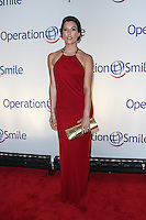 NEW YORK CITY, NY, USA - MAY 01: Monique Zordan at the Operation Smile Event held at Cipriani Wall Street on May 1, 2014 in New York City, New York, United States. (Photo by Jeffery Duran/Celebrity Monitor)