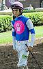 Sheldon Russell at Delaware Park on 5/23/12