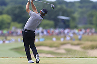 Graeme McDowell (NIR) tees off the 7th tee during Friday's Round 2 of the 117th U.S. Open Championship 2017 held at Erin Hills, Erin, Wisconsin, USA. 16th June 2017.<br /> Picture: Eoin Clarke | Golffile<br /> <br /> <br /> All photos usage must carry mandatory copyright credit (&copy; Golffile | Eoin Clarke)