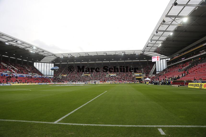 Innenraum der Coface Arena - 1. FSV Mainz 05 vs. Eintracht Frankfurt, Coface Arena, 12. Spieltag
