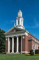 St Elizabeth Ann Seaton church, Northampton, Massachusetts, USA.
