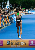 ITU 2008 World Cup Triathlon - Madrid