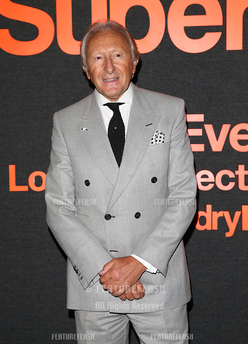Harold Tillman attending The Superdry AW14 event, London Collections: Men held at the old sorting office<br /> London. 07/01/2014 Picture by: Henry Harris / Featureflash
