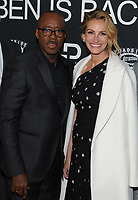NE WYORK, NY - DECEMBER 3: Courtney B. Vance and Julia Roberts at the New York Premiere Of Ben Is Back at AMC Loews Lincoln Square in New York City on December 3, 2018. <br /> CAP/MPI/JP<br /> &copy;JP/MPI/Capital Pictures