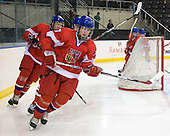Antonin Honejsek  (Czech Republic - 7) - Sweden defeated the Czech Republic 4-2 at the Urban Plains Center in Fargo, North Dakota, on Saturday, April 18, 2009, in their final match of the 2009 World Under 18 Championship.