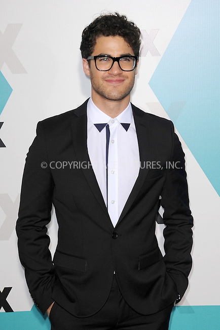 WWW.ACEPIXS.COM . . . . . .May 14, 2012...New York City....Darren Criss attending the 2012 FOX Upfront Presentation in Central Park on May 14, 2012  in New York City ....Please byline: KRISTIN CALLAHAN - ACEPIXS.COM.. . . . . . ..Ace Pictures, Inc: ..tel: (212) 243 8787 or (646) 769 0430..e-mail: info@acepixs.com..web: http://www.acepixs.com .