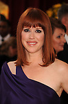 HOLLYWOOD, CA. - March 07: Molly Ringwald arrives at the 82nd Annual Academy Awards held at the Kodak Theatre on March 7, 2010 in Hollywood, California.