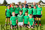 SIOBHAN COTTER BLITZ:  Enjoying the Annual Siobhan Cotter Blitz  in Churchill on Sunday were Churchill U10's