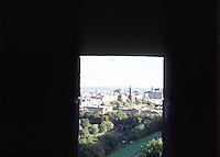 EDIMBURGO-ESCOCIA- 14-10-2007. Panorámica de la ciudad de Edimburgo, Escocia, View of the city of Edinburgh, Scotland. . (Photo: VizzorImage)