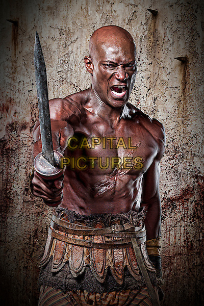 PETER MENSAH.in Spartacus: Gods of the Arena.*Filmstill - Editorial Use Only*.CAP/FB.Supplied by Capital Pictures.