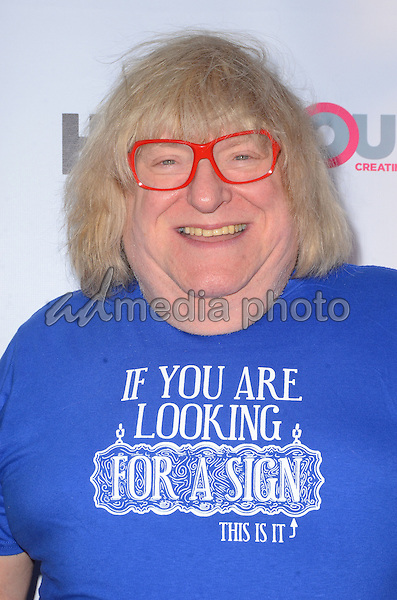 "11 July 2015 - West Hollywood, California - Bruce Vilanch. Arrivals for the 2015 Outfest Los Angeles LGBT Film Festival screening of ""Tab Hunter Confidential"" held at The DGA Theater. Photo Credit: Birdie Thompson/AdMedia"