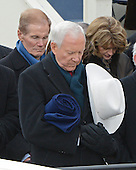 United States Senator Orrin Hatch (Republican of Utah) attends the public swearing-in ceremony of U.S. President Barack Obama at the U.S. Capitol in Washington, D.C. on Monday, January 21, 2013..Credit: Ron Sachs / CNP.(RESTRICTION: NO New York or New Jersey Newspapers or newspapers within a 75 mile radius of New York City)