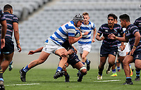 Auckland 1A 1st XV Final,St Kents v Sacred Heart, Eden Park Auckland, New Zealand, Saturday 26 Auguat 2017. Photo: Simon Watts/www.bwmedia.co.nz