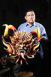 Mascaras de Diablicos, por Jose Gonzales