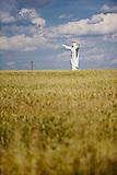 Christus-König-Statue in Swiebodzin / Christ the King statue in Swiebodzin