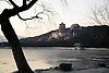 View Across Kunming Lake of the Summer Palace in Wintertime