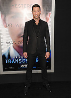 Michael Lomenda at the Los Angeles premiere of &quot;Transcendence&quot; at the Regency Village Theatre, Westwood.<br /> April 10, 2014  Los Angeles, CA<br /> Picture: Paul Smith / Featureflash