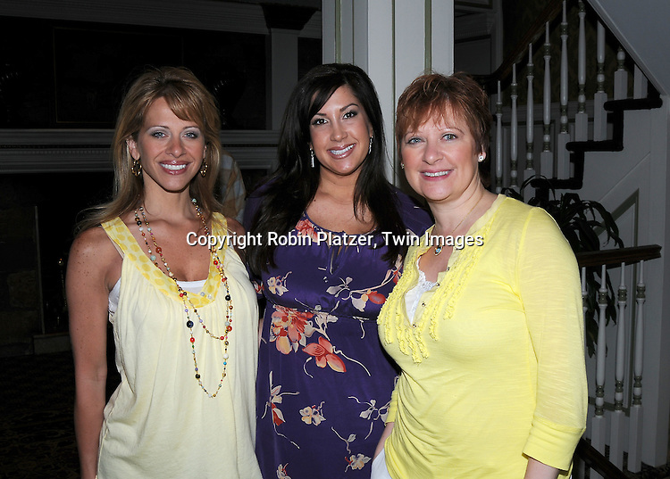 The Real Housewives of New Jersey, Dina Manzo, Jacqueline Laurita and Caroline Manzo