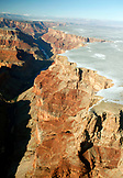 USA, Arizona, Page, aerial view of the North Rim of the Grand Canyon, Grand Canyon National Park