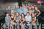 21ST BIRTHDAY: Jessica Hughes, Caherslee, Tralee (front centre) had a fab time celebrating her 21st birthday last Saturday night in Kirby's Brogue, Tralee with many friends and family.