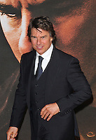 Tom Cruise at the &quot;Jack Reacher: Never Go Back&quot; European film premiere, Cineworld Empire Leicester Square cinema, Leicester Square, London, England, UK, on Thursday 20 October 2016. <br /> CAP/CAN<br /> &copy;CAN/Capital Pictures /MediaPunch ***NORTH AND SOUTH AMERICAS ONLY***