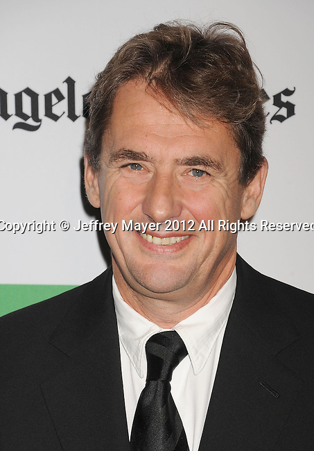 BEVERLY HILLS, CA - OCTOBER 22: Tim Bevan arrives at the 16th Annual Hollywood Film Awards Gala presented by The Los Angeles Times held at The Beverly Hilton Hotel on October 22, 2012 in Beverly Hills, California.