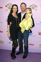 BURBANK, CA - NOVEMBER 10: Ian Ziering at the premiere of Disney Channels' 'Sofia The First: Once Upon a Princess' at Walt Disney Studios on November 10, 2012 in Burbank, California. Credit: mpi28/MediaPunch Inc. /NortePhoto