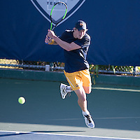 BERKELEY, CA: Cal Men's Tennis vs. Tulane ITA Kickoff Weekend
