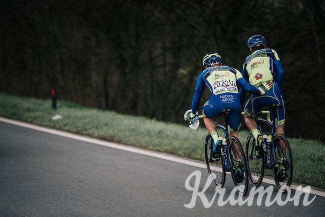 'with a little help from my friends...'<br /> <br /> 106th Scheldeprijs 2018 (1.HC)<br /> 1 Day Race: Terneuzen (NED) - Schoten (BEL)(200km)