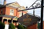 Husk is a popular restaurant in Nashville and is led by James Beard-award winning chef Sean Brock. Husk is known for its incredible bourobn selection.