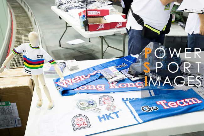 2017 UCI Track Cycling World Championships on 12 April 2017, in Hong Kong Velodrome, Hong Kong, China. Photo by Chris Wong / Power Sport Images