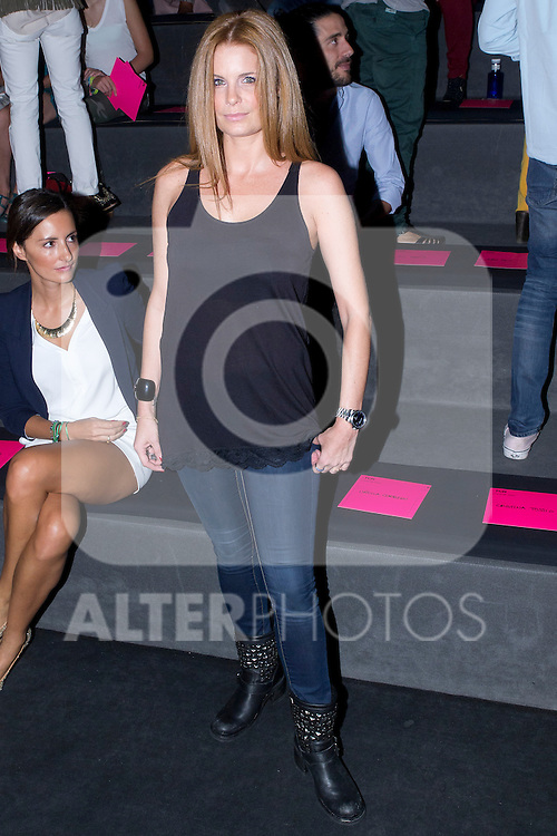 03.09.2012. Celebrities attending the TCN  fashion show during the Mercedes-Benz Fashion Week Madrid Spring/Summer 2013 at Ifema. In the image Olivia de Borbon (Alterphotos/Marta Gonzalez)