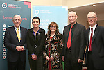 Padraic White, Chairman Louth Economic Forum, Maureen Ward, Louth Leader Partnership, Ann Caldwell, Enterprise Ireland, Ronan Dennedy, Louth County Enterprise Board at the  Louth County Enterprise Lunch in The Boyne Valley Hotel...Photo NEWSFILE/Jenny Matthews.(Photo credit should read Jenny Matthews/NEWSFILE)....This Picture has been sent you under the condtions enclosed by:.Newsfile Ltd..The Studio,.Millmount Abbey,.Drogheda,.Co Meath..Ireland..Tel: +353(0)41-9871240.Fax: +353(0)41-9871260.GSM: +353(0)86-2500958.email: pictures@newsfile.ie.www.newsfile.ie.FTP: 193.120.102.198.