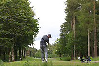 Ryan O'Doherty on the 15th tee during Round 4 of the Connacht Stroke Play Championship 2019 at Portumna Golf Club, Portumna, Co. Galway, Ireland. 09/06/19<br /> <br /> Picture: Thos Caffrey / Golffile<br /> <br /> All photos usage must carry mandatory copyright credit (© Golffile | Thos Caffrey)